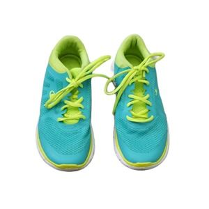 Champion Blue and Green Running Sneakers